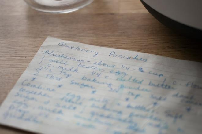 Dairy free pancake recipe - Permanent Riot