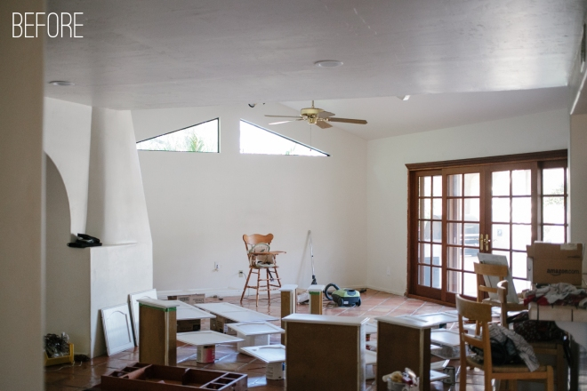 Home renovation before photos - Permanent Riot