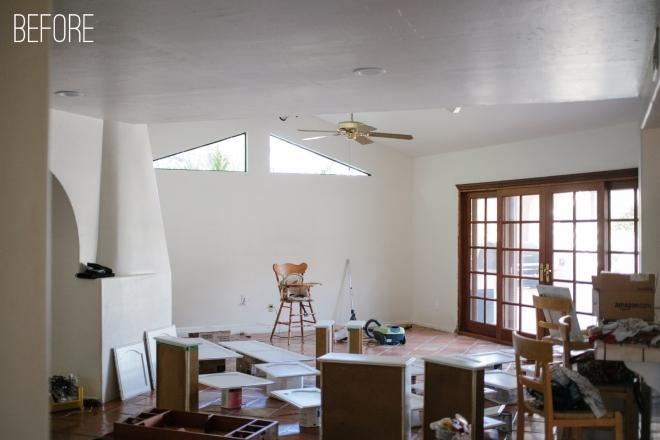 Home renovation before photos - Permanent Riot