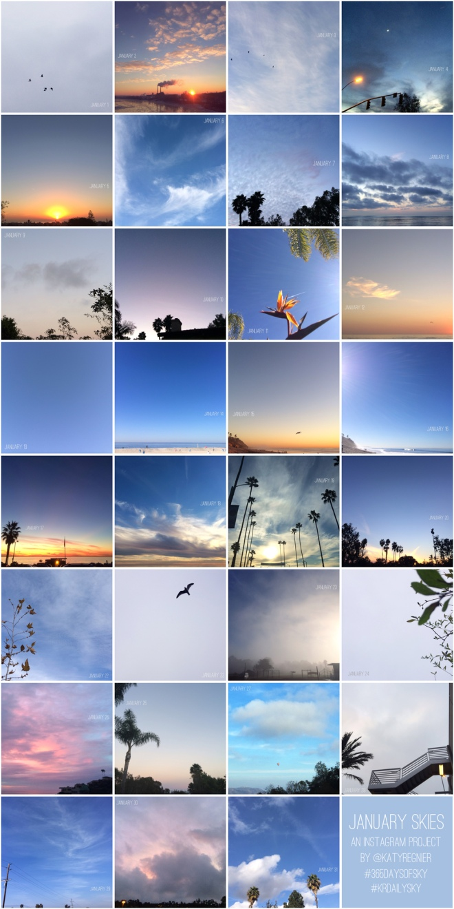 #365daysofsky by @katyregnier - an instagram project 365 by Katy Regnier photography on Permanent Riot