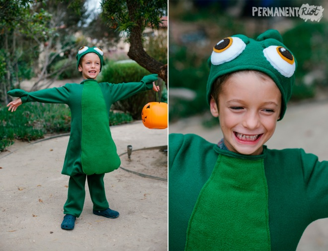 Pascal from Tangled childrens halloween costume